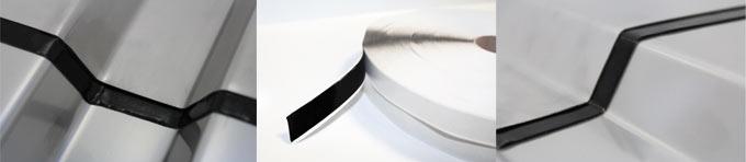 Anwendung Butylband von Nordbleche